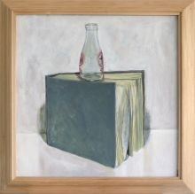 11 – Book and milk bottle
