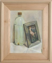 29 – PET bottle and old photograph