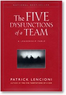 Critique de livre : The Five Dysfunctions of a Team (1/2)