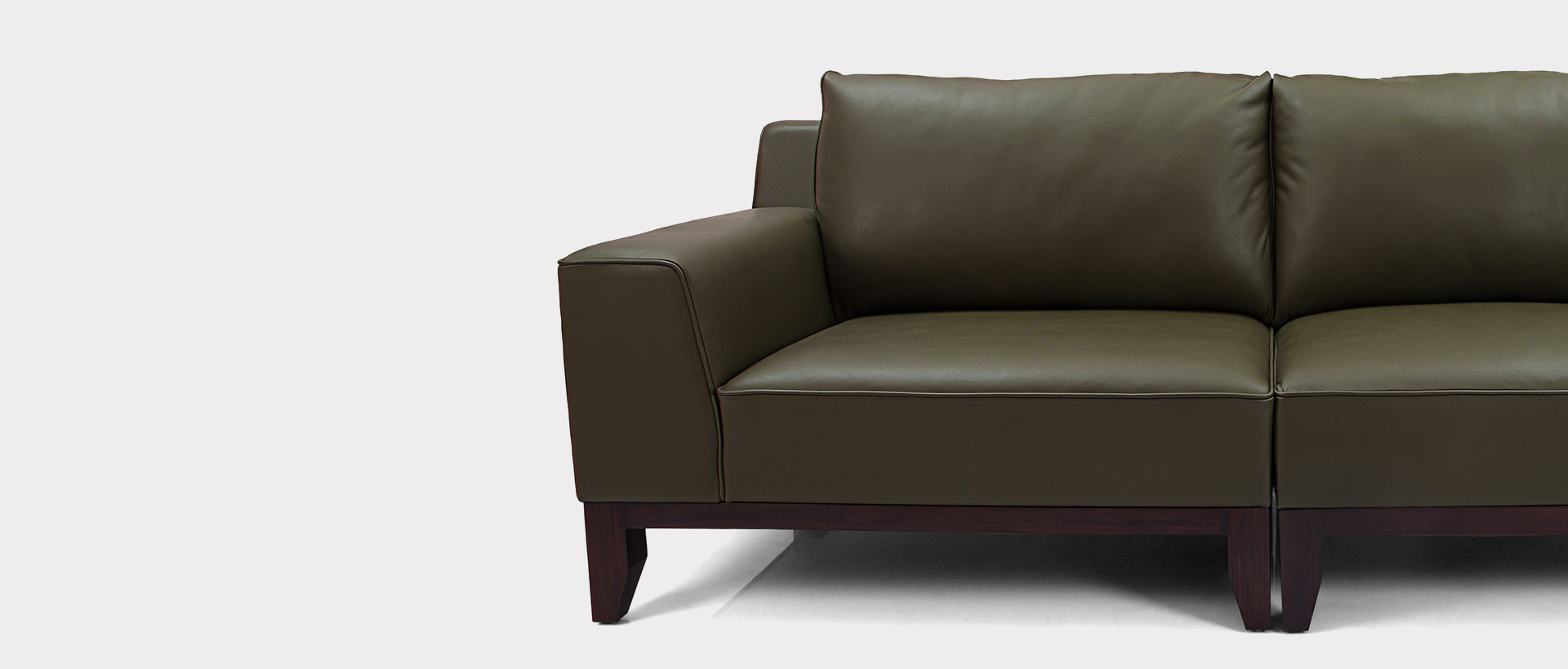 Karlsson Leather Recliner Sofa Buy Leather Sofas Online In India