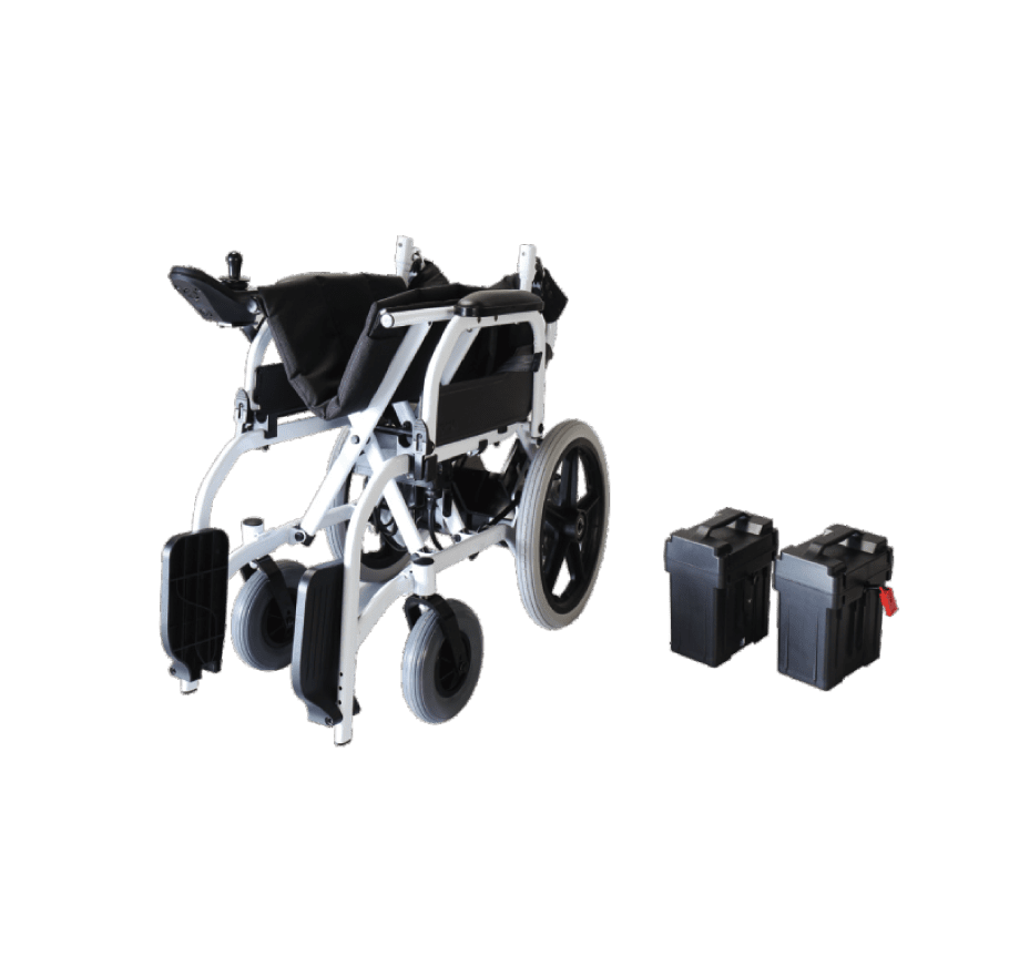 Baterias De Silla De Ruedas Electricas Sp 100 Karma Medical