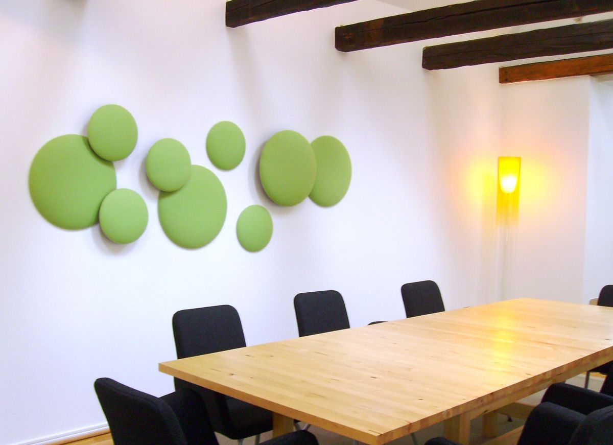 Wanddeko For You Decorative Sound Absorbing Wall Panels From Wobedo Design