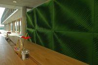 Felt Wall Coverings by Anne Kyyr Quinn | KARMATRENDZ