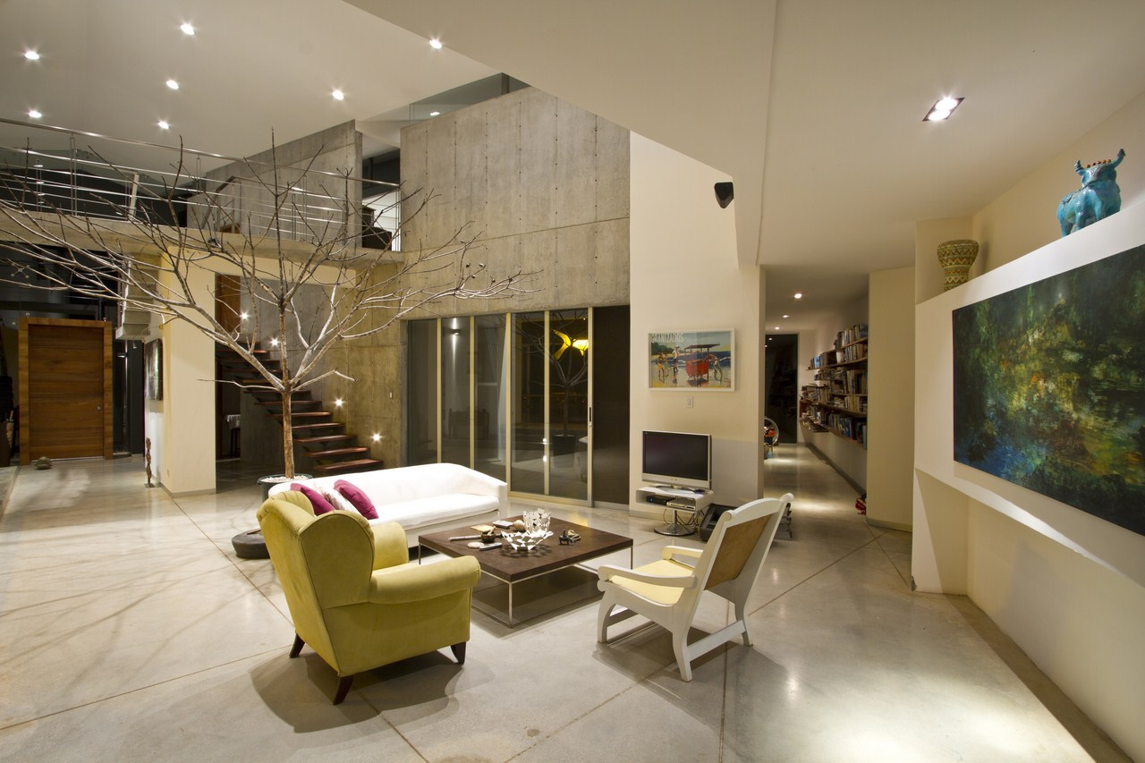 Beautiful Decorated Homes Anapanasati House By Aarcano Arquitectura Karmatrendz