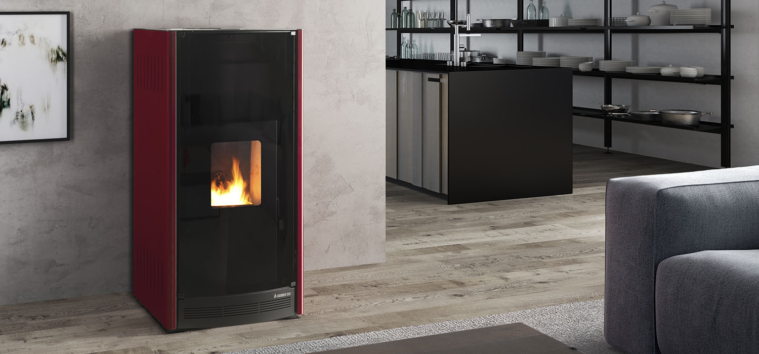 Poele Pellet Gilly Pellet Stoves Thermostoves And Boilers Karmek One Pellet Stoves