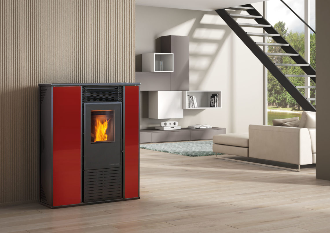 Pellet Kw Stufe A Pellet 14 Kw Great Stufa A Pellet Arca Air Pel With Stufe