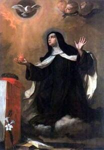 St. Mary Magdalene de Pazzi 01