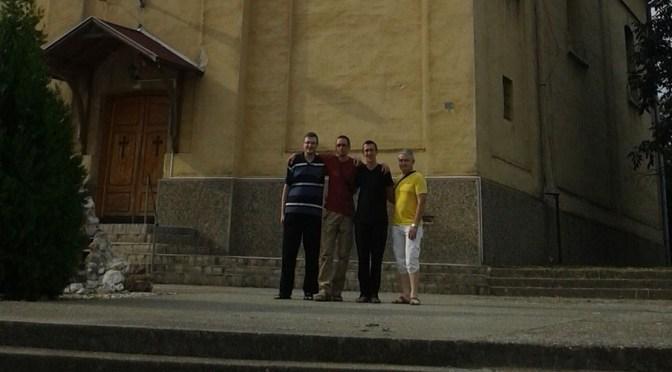 Karmelićani u posjetu Bačkom Bregu