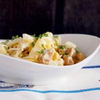 Moja ulubiona sałatka z kurczakiem i ananasem / Pineapple chicken salad