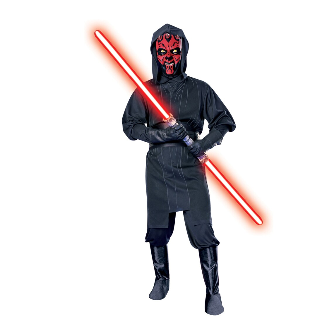 Karneval Kostüm Star Wars Darth Maul Kostüm Star Wars Std 48 52 Starwars Filmkostüm