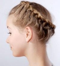 Frisuren fr lange haare geflochten