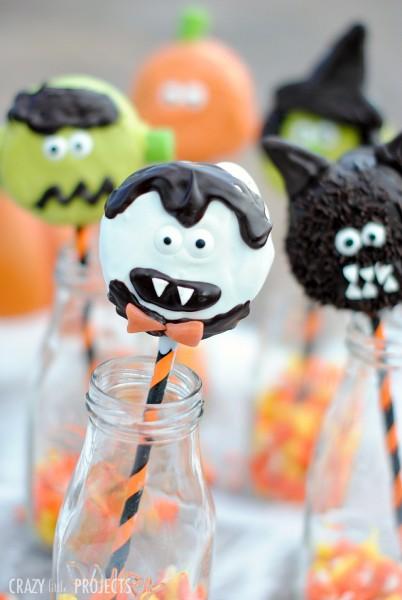 Halloween-Pops