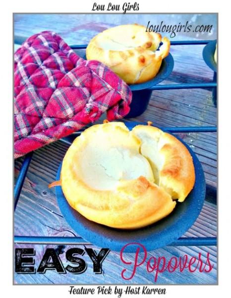 easy popovers
