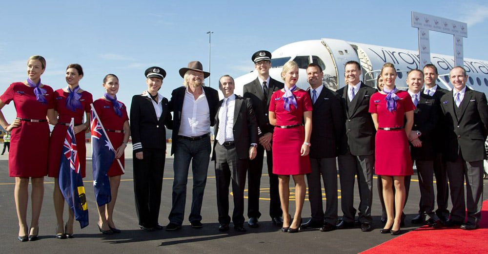 Tourism Australia And Virgin Take To The Skies With Increased Partnership Revenue