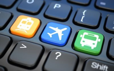 travel technology keyboard