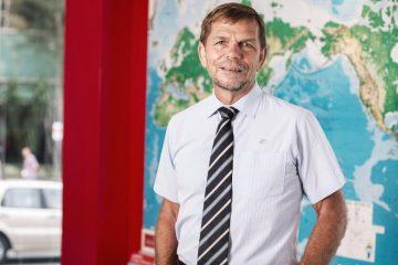 Graham Turner Flight Centre