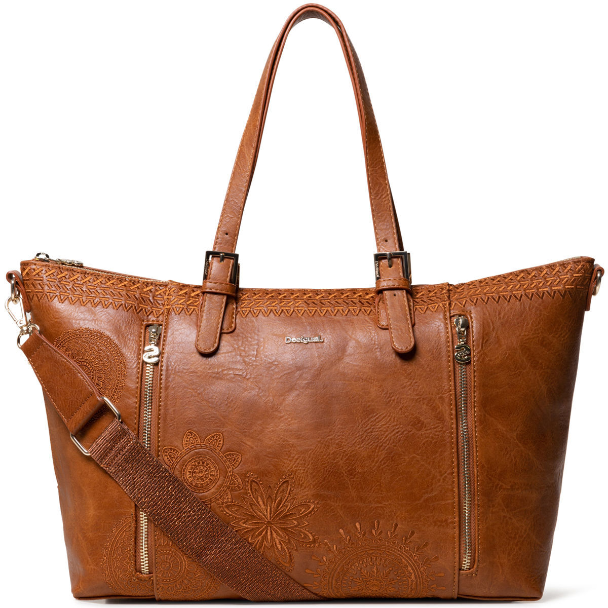 Damen Shopper Damen Shopper Cognac