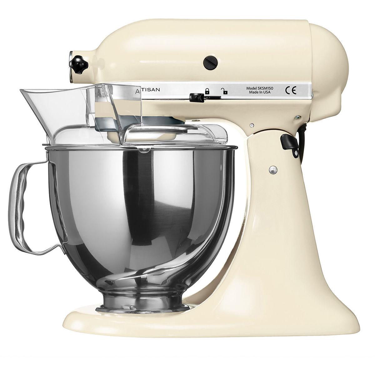 Kitchenaid Küchenmaschine Kitchenaid Küchenmaschine Artisan 5ksm150ps Creme