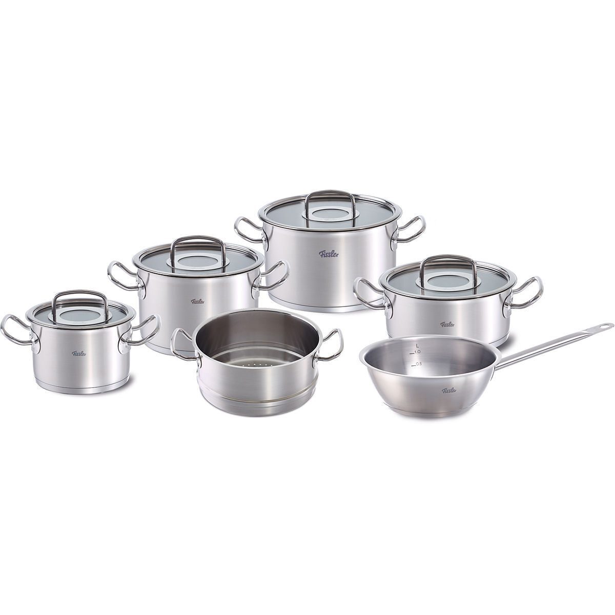 Fissler Profi Collection Set Fissler Topf Set Original Profi Collection 5 Teilig