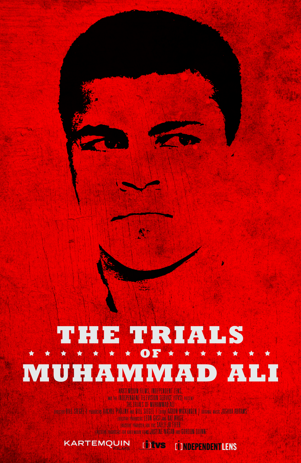 Poster Red Trials Of Muhammad Ali Festival Poster Press Kit Online