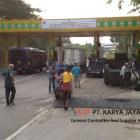 Pengaspalan Hotmix Terminal Cargo Bandara Soekarno Hatta