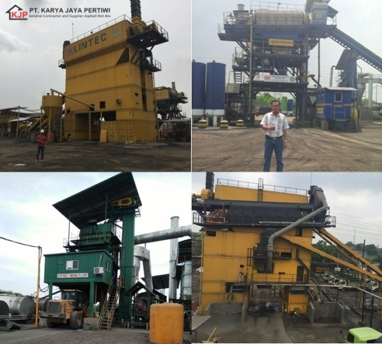Roadmixindo Raya Group, Produsen Aspal Hotmix, Karya Jaya Pertiwi, AMP Aston Prima Raya, Pyramida