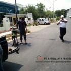 Pengaspalan Hotmix PLP Curug Tangerang
