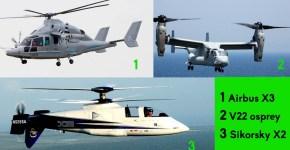 Hybrid Helicopter