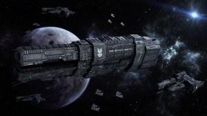 Orion,_battle_spaceship