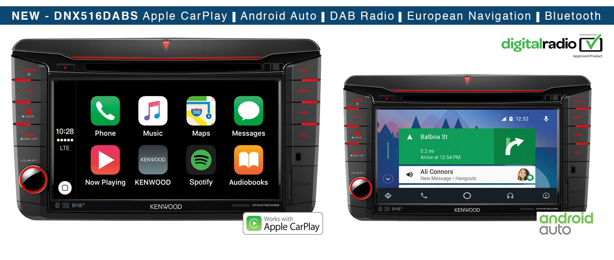 Best Free Sat Nav For Iphone Sat Nav Apple Carplay Android Auto Car Audio Dab Autos Post