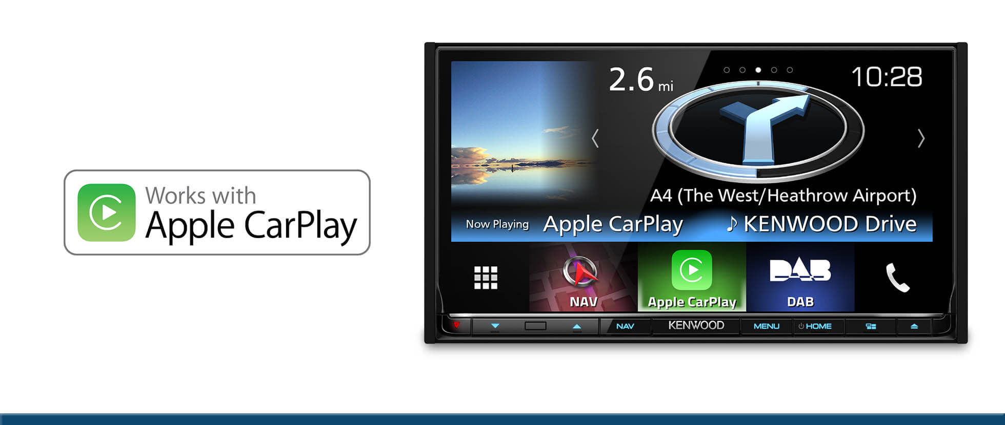 Best Sat Nav Android Sat Nav Apple Carplay Android Auto Car Audio Dab
