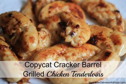 Medium Of Cracker Barrel Calories