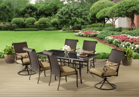 Walmart Patio Clearance Outdoor Furniture From 59