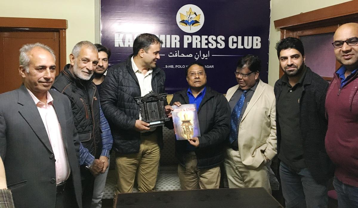 Nepal Press Club Invites Kashmir Journalist Delegation To