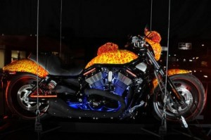 1. $ 1 million Harley-Davidson