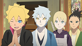 Boruto Episode 83 – Sub Indonesia