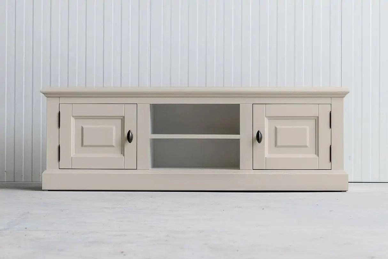 Tv Meubel Landelijk : Landelijk meubel landelijk tv meubel cloud met deuren en laden