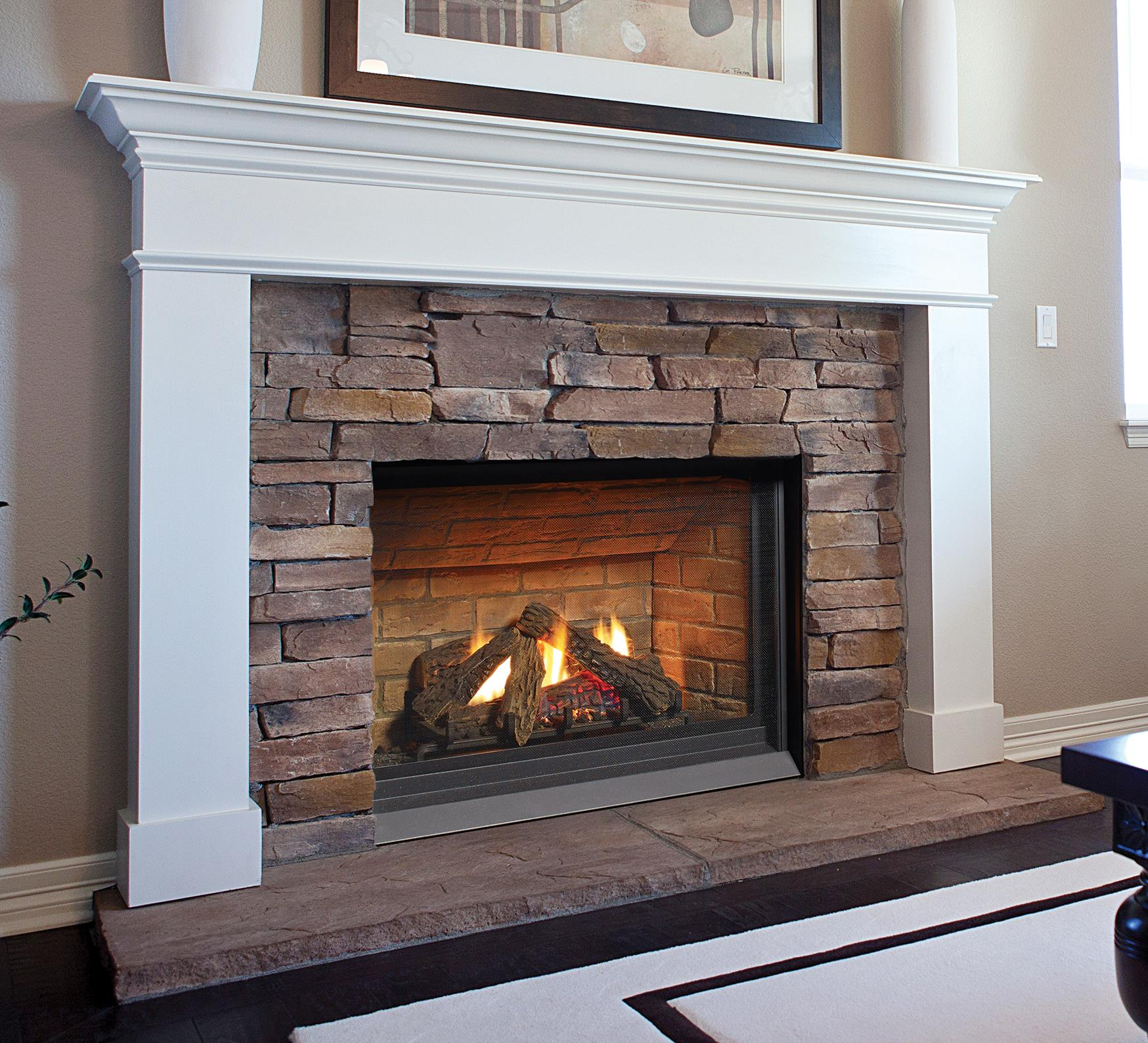 Fireplace Vent Direct Vented Gas Fireplace Specifications Architecture