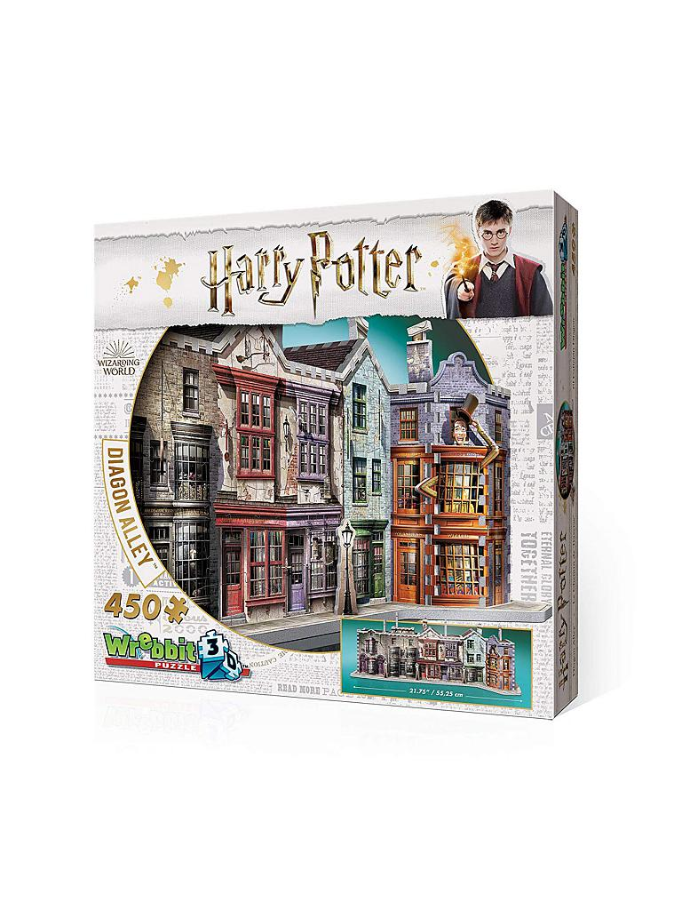 Harry Potter Welches Haus 3d Puzzle