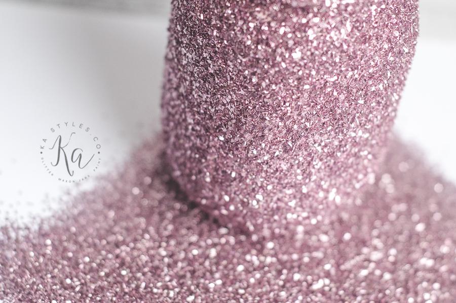 Cute Pink Snowman Wallpaper Diy Glitter Mason Jar Tutorial Ka Styles