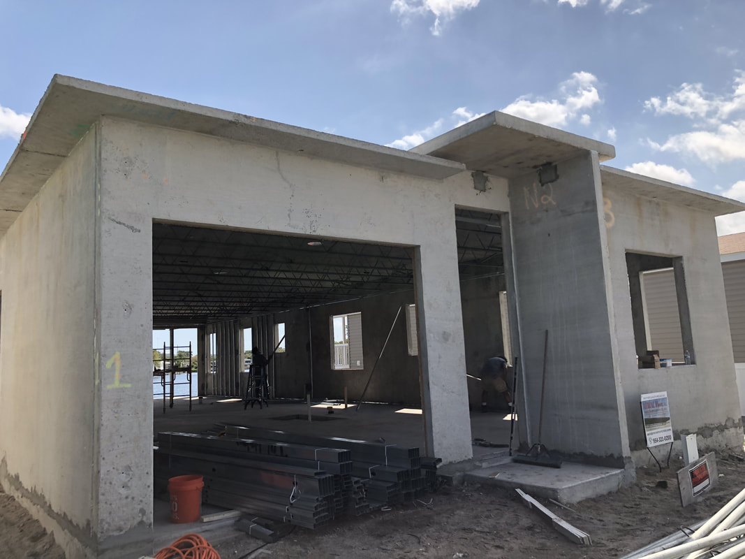 Steel And Concrete Homes Affordable Hurricane Proof Houses Katana House