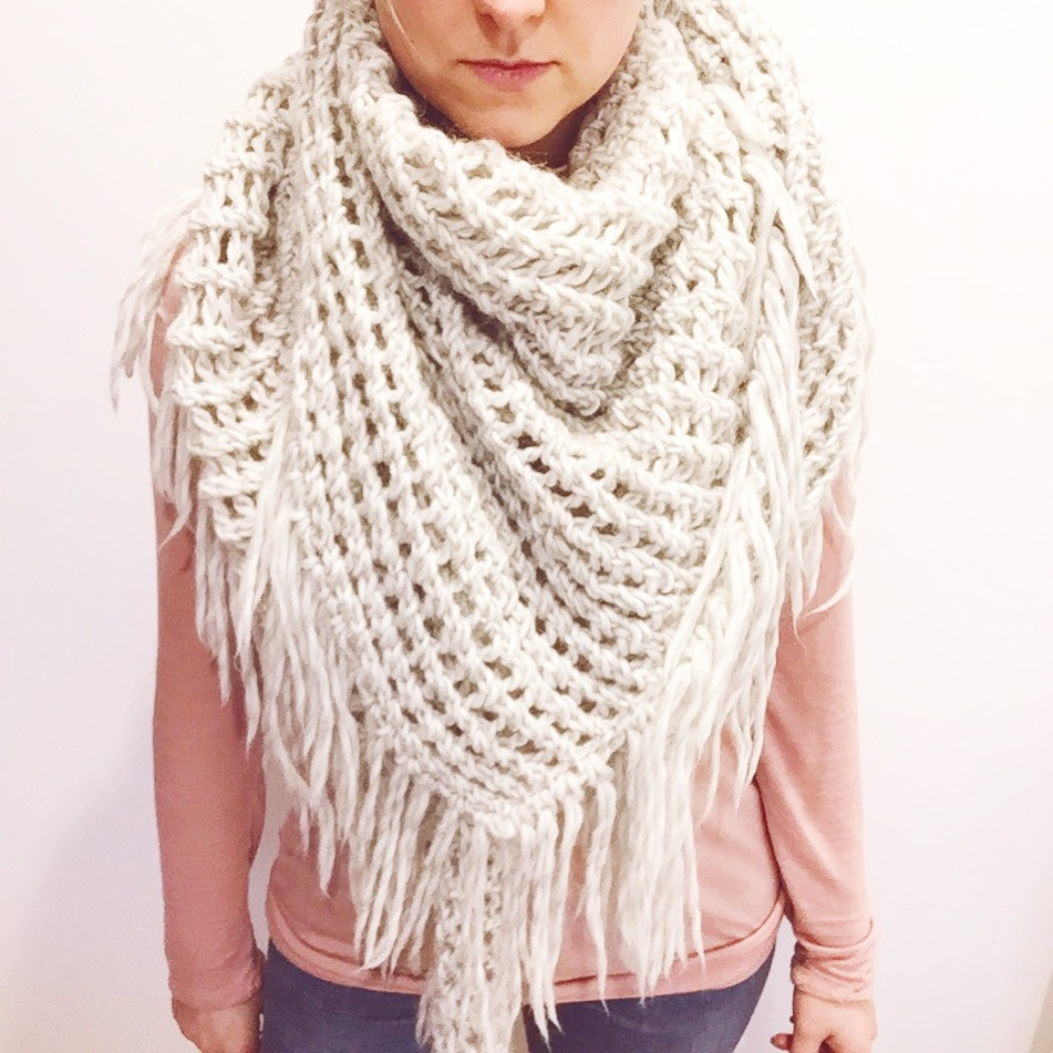 We Are Knitters Ranta Scarf By We Are Knitters Kat And Leni