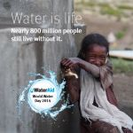 World Water Day #WaterAidNica