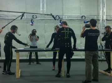 Splinter Cell Blacklist - performance capture