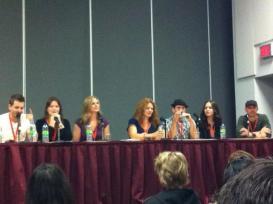 Montreal Comic Con 2012