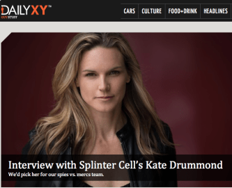 DailyXY interview Kate Drummond