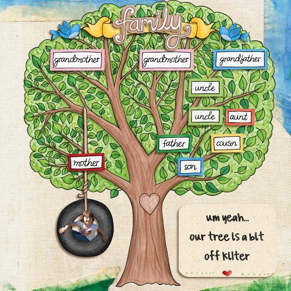 family tree project for kids examples - Romeolandinez - family tree example