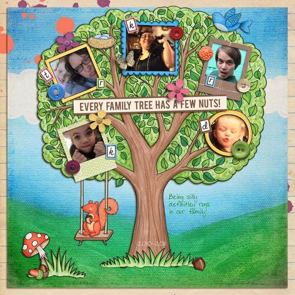 Family Tree - family tree example