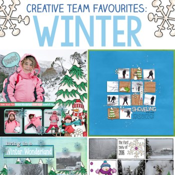 Winter Favourites from the team!
