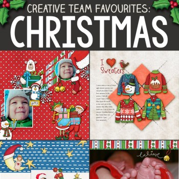 Christmas favourites from the team!
